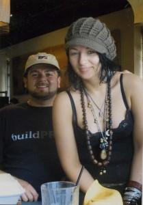 Rouben and Yekaterina