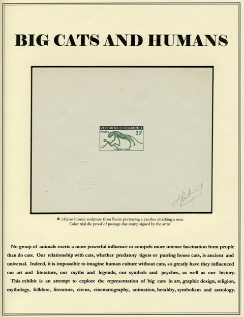 Big Cats and Humans 1